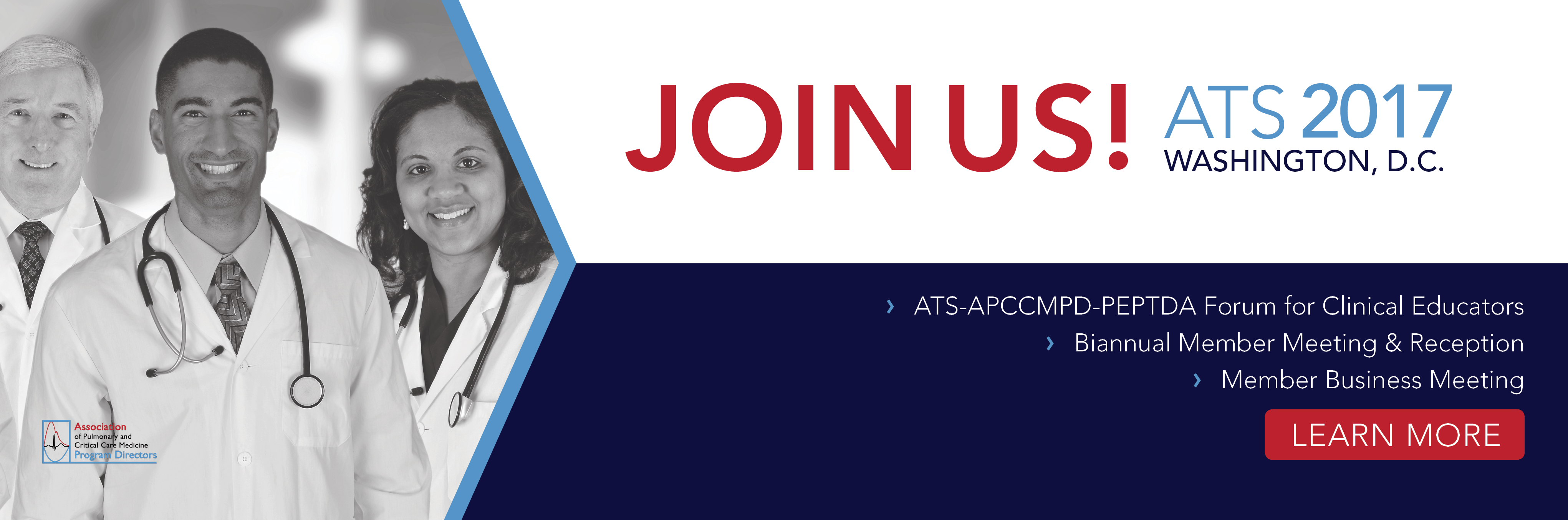 Join Us at ATS